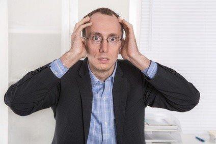 Berufsunfähigkeit Burnout-Syndrom